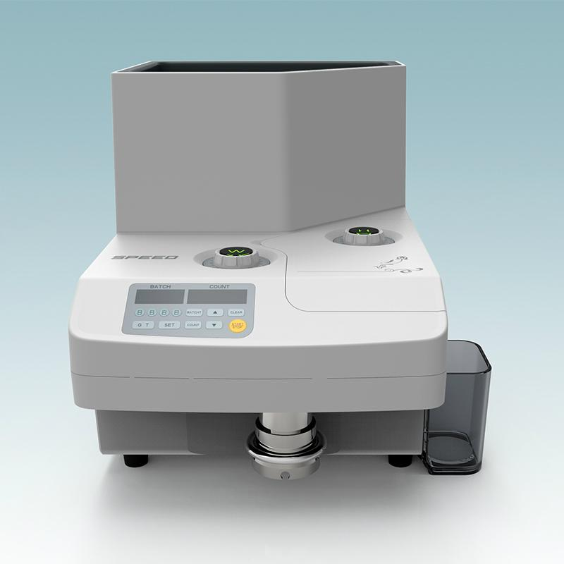 PD925 High Speed Coin Counter with Large Capacity 1