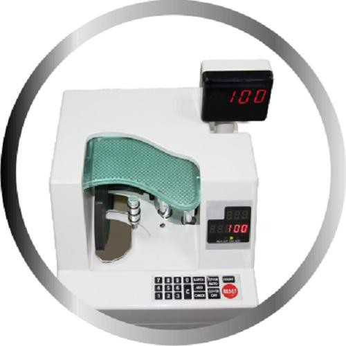 FDJ- 100A  Banknote Counter With UV and Dust Absorption Cover 5