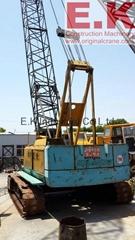 Used Original Japan Sumitomo hydraulic track crane 50ton (LS118H5)