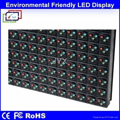 Cost-Effective P16 Outdoor LED Screen Display For Advertising
