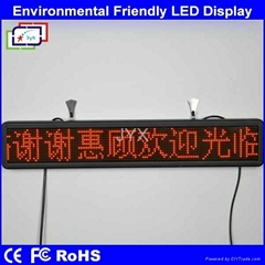 High Quality Programmable Led Open Sign