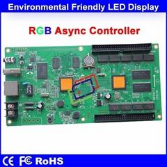DIY Indoor LED Display Kits 4MM LED Module+Power Supply+Async Card Advertising D