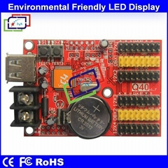 U-Disk  Control Card For LED Screen Display