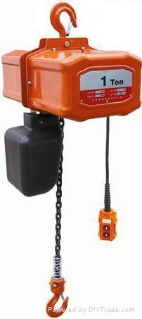 Electric chain hoist 3