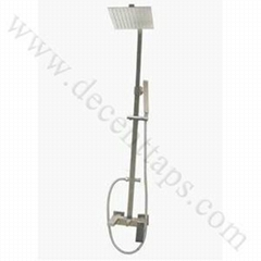 stainless steel shower set