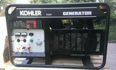 18千瓦科勒汽油發電機組 KL-1200