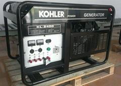 科勒汽油发电机 KL-3400