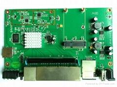 High-Power 3G/4G Wireless Router