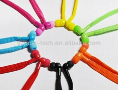 popular design colorful earphones
