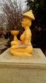 玻璃钢人物雕塑 5