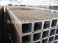 沈阳大口径钢管价格