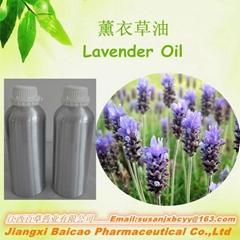 Pure & Natural Lavender Oil