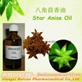 100% Natural and Pure Star Anise Oil Essential Oil/Aniseed Essential Oil 2