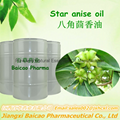 100% Natural and Pure Star Anise Oil Essential Oil/Aniseed Essential Oil 1