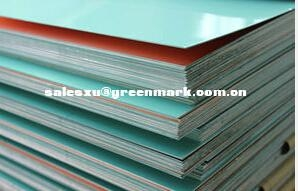Aluminum Based Copper Clad Laminate plate 1