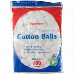 Cotton Balls 100ct