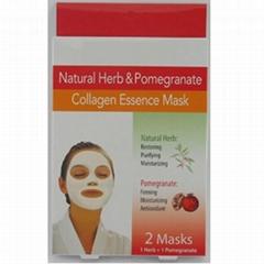 Facial Mask Pomegranate 2ct