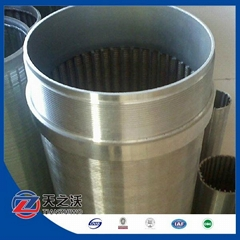 screen API Oil casing pipe used for Drilling Gas Well