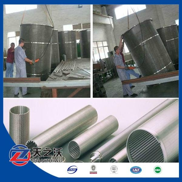 screen API Oil casing pipe used for Drilling Gas Well 4
