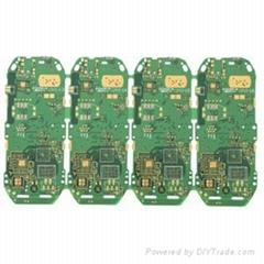 FR4 4 Layers Rigid Circuit Board with OSP ENIG