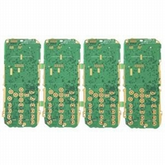 China Fr-4 4 Layers Impedance Phone PCB Supplier