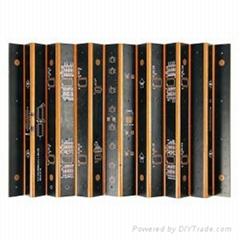 FR4 4 Layers Flex Combining Rigid Circuit Board