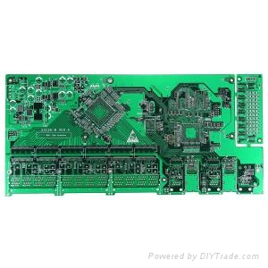 6 L Multilayers TG170 Impedance Control Main Board 1