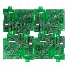 ROHS UL Approval FR4 2 Layers HASL Rigid PCB