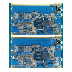 KAIGE FR4 Immersion Gold 4 Layers Video PCB
