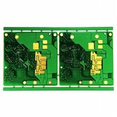 High Difficulty 4 Layer Solar Energy PCB with Epoxy Resin