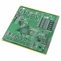 SGS Verification HASL FR4 6 Layer BGA PCB