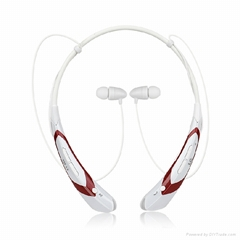 HBS760 with hands-free wireless stereo bluetooth headset for mobile phone