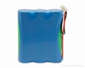 Top Quality Battery Pack Li-ion 18650 11.1V 2.2Ah with full Protection