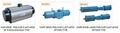 Rotary  va  e pneumatic actuator for control va  es 5