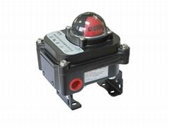 Limit switch box /va  e position indicator
