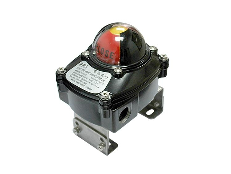 Limit Switch Box Valve Position Indicator Mls Morc