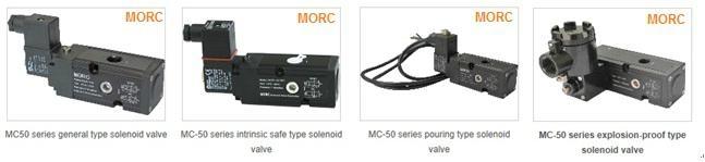 2 way solenoid va  e for pneumatic actuator 5