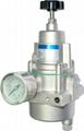 Air filter regulator for pneumatic