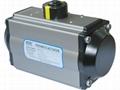 Control Va  e Pneumatic Actuator of Pinion-and- rack Type 2