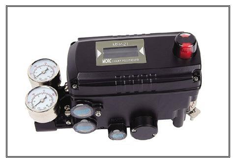 control va  e smart positioner of pneumatic actuator 1