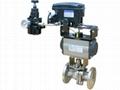 control va  e smart positioner of pneumatic actuator 4