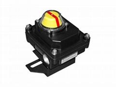 Limit switch box or va  e position indicator