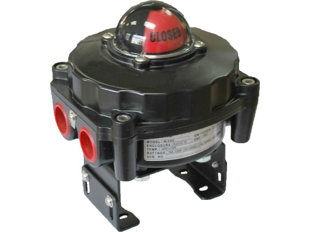 Limit switch box or va  e position indicator 4