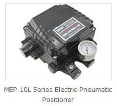 control va  e positioner of pneuamtic actuator