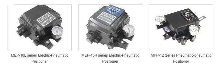 control va  e positioner of pneuamtic actuator 3