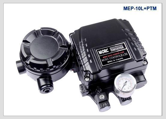 control va  e positioner of pneuamtic actuator 4