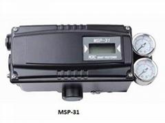 control va  e smart positioner of pneumatic actuator