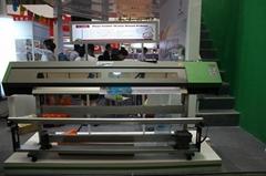 ALPHA DX5 Double Head Eco Solvent Printer