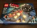 LEGO Movie Set #70808 Super Cycle Chase