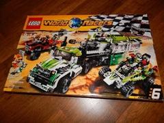LEGO World Racers Set #8864 Desert of Destruction